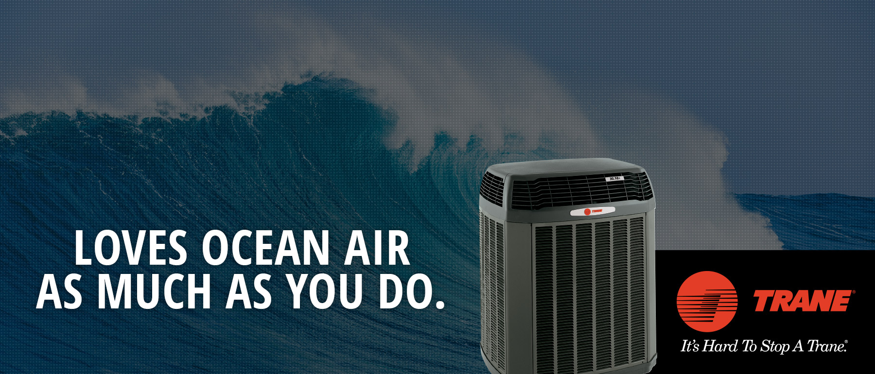 #AF2E1C Trane Ocean V4 Brand New 9001 Air Conditioning Installation Ocean Grove images with 1800x770 px on helpvideos.info - Air Conditioners, Air Coolers and more